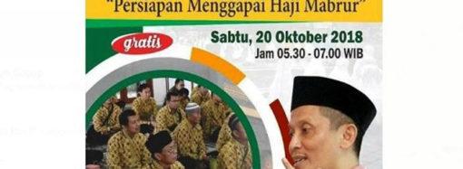 Akan Naik Haji Juli 2018, 142 Calhaj Ikuti Manasik Perdana KBIH Mandiri Solo