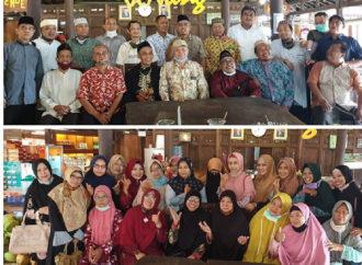 Silaturahmi Rombongan 4 & 5 Haji Mandiri 2017 Memperkuat Ukhuwah